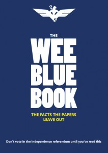 wee blue book